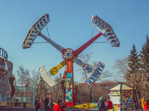 Преображение красноярского парка им. Горького стартовало: создана рабочая группа