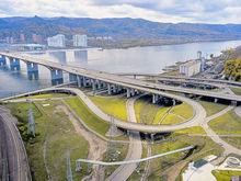 В Красноярске завершилось строительство тепломагистрали в теле Николаевского моста