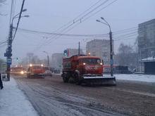 Главы муниципалитетов Нижегородской области отчитались о качестве уборки улиц