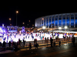Более 10 тысяч человек посетило площадку «Спорт Порт» в первые дни работы