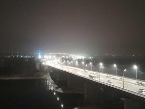 В Красноярске объявлен режим НМУ на сутки