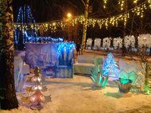 Итоги конкурса светового оформления в детских садах подвели в Автозаводском районе