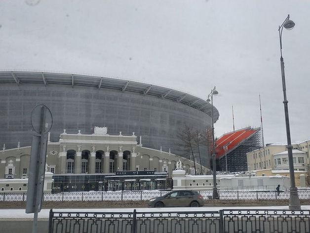 У бывшего Центрального стадиона наконец смогут демонтировать временные трибуны