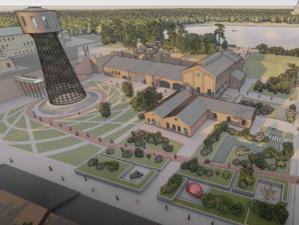 «Это будет новое направление туризма». Презентован проект индустриального парка «Баташев»