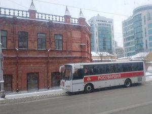 Продолжение истории с резонансным ДТП в Екатеринбурге, где фигурируют Росгвардия и врач