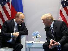 Трамп передал Путину сведения, которые помогли предотвратить теракты в Петербурге