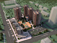 В Красноярске стартовали продажи квартир в новом Arban Smart на Краснодарской