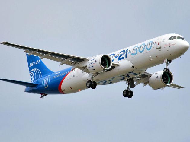 В России предложили создать единый бренд самолетов