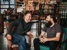 Известные красноярские ресторатор и барбер объявили о начале совместной работы