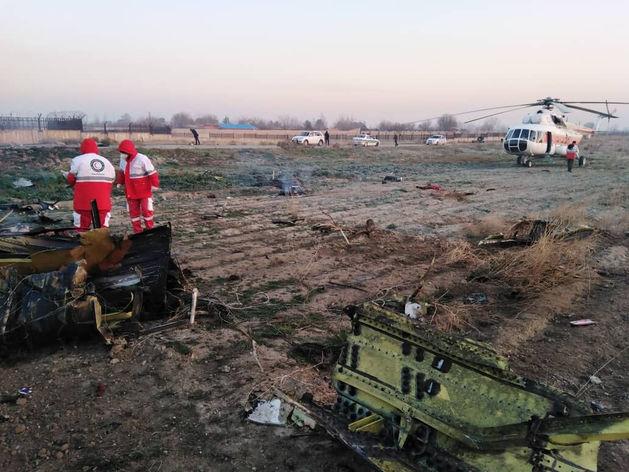 В Иране потерпел крушение украинский Boeing со 180 людьми на борту. Главное