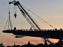 Травников назвал даты строительства четвертого моста в Новосибирске