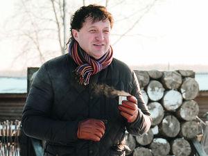 Красноярский фермер Андрей Болсуновский открывает подворье «Вилла Курица»