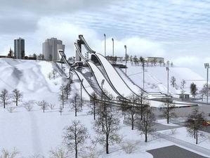 Дождались. Стало известно, когда откроют лыжный трамплин в Нижнем Новгороде