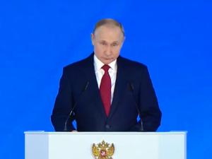 Путин объявил о выплатах материнского капитала за первого ребенка