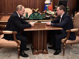 «Путин найдет должность, чтобы остаться главным в РФ». МНЕНИЕ об отставке правительства