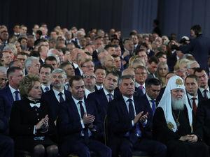 Петр Пимашков: «Уверен, перспективные планы, озвученные президентом, мы успешно реализуем»