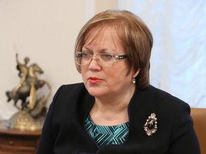 Свердловский омбудсмен расстроилась, узнав, что ей придется менять Конституцию