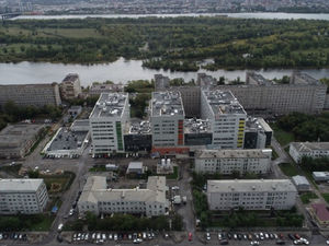 В Красноярске закрылся приёмный покой краевой клинической больницы