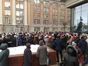 «Все уже знают план эвакуации». В Екатеринбурге «заминировали» мэрию