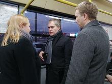 Владимир Панов намерен регулярно проверять работу муниципального общественного транспорта
