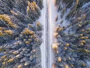 Рабочая неделя в Новосибирске начнется с морозов