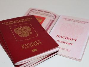 В России с помощью криптобиокабин выданы первые загранпаспорта