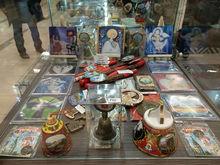 В Аэропорту Красноярска появилась сувенирная лавка с «Ангелами Мира»