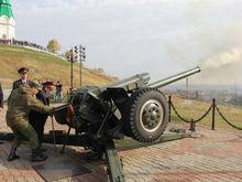 Красноярцы могут больше не услышать выстрелы пушки на Караульной горе