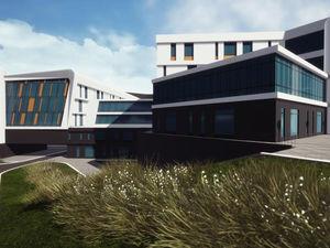 Появился проект образовательного центра за 7 млрд, который планируется построить к 2021 г.
