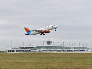 Летевший в Нижний Новгород самолет экстренно сел в Ростове-на-Дону
