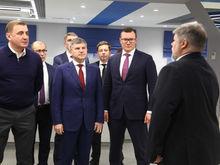 «Россети» представили губернатору Тульской области новый центр управления сетями региона