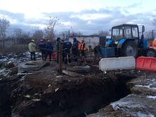 Воду в Автозаводском районе все-таки решили отключить. Аварию будут устранять 12 часов