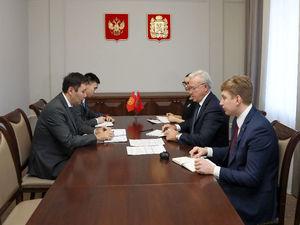 Красноярский край будет развивать туризм с Киргизией