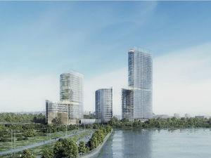 В Красноярске должен появиться аналог «Москва-Сити»