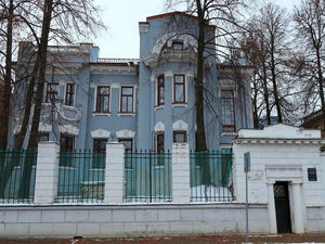Почти 320 млн. Две старинные усадьбы в центре города вновь выставлены на продажу