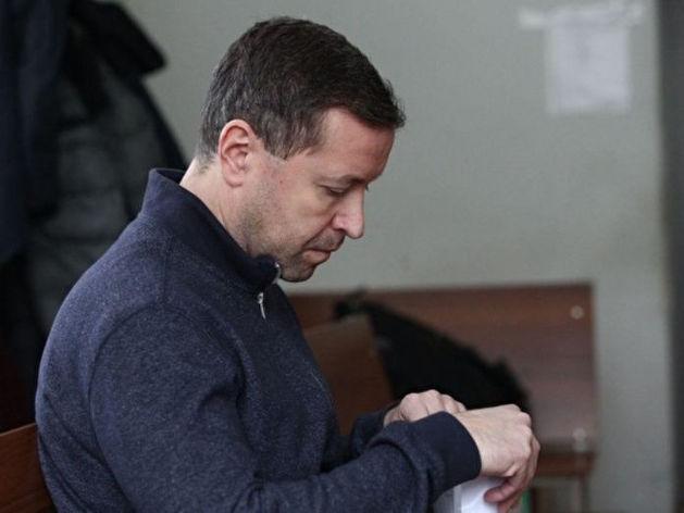 Михаил Бусылко в суде