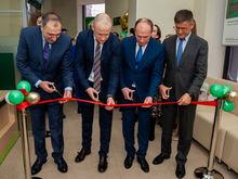 Россельхозбанк открыл новый офис в центре Новосибирска