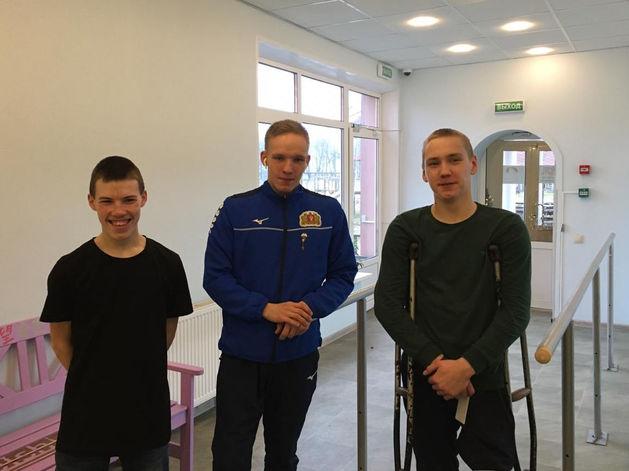 Первые пациенты из Екатеринбурга прибыли в Центр протезирования «Хочу ходить»