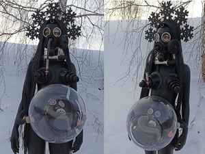 Василий Слонов создал костюм для защиты ещё не рождённых детей и их матерей