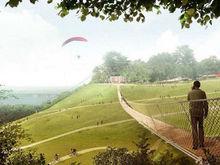 Нижний Новгород получил первый транш на благоустройство парка «Швейцария»