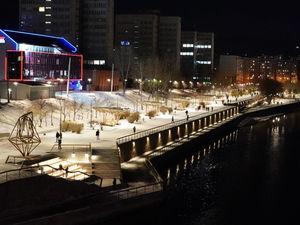 Набережные в Красноярске получат собственные имена