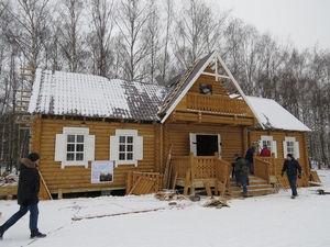 В доме Деда Мороза поселятся «моржи»
