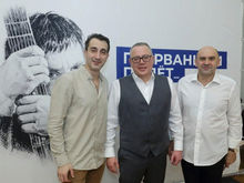 ГК «Стрижи» подарили городу концерт «Прерванный полет» в день рождения В. Высоцкого.