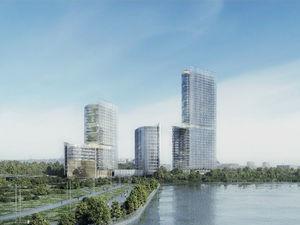 Девелопер: «Бизнес-центры и пятизвездочный отель в Красноярске построят не на Стрелке»
