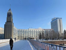 Из администрации Красноярска уволили руководителя департамента финансов