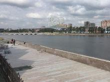 «Закатанная в гранит» набережная в Челябинске вызвала вопросы у прокуратуры