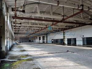 Недостроенный производственный комплекс выставлен на продажу за 139 млн руб. в Искитиме