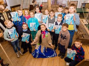 Красноярскэнергосбыт подарил детям сказки о воде