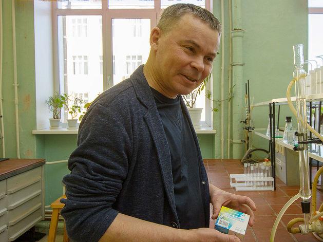 Евгений Уломский, профессор УрФУ