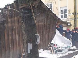 В Нижнем Новгороде будут снесены сараи на улице Искры